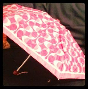 Accessories - Coach Umbrella